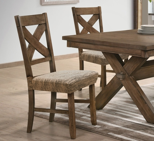 Oríškové elastické napínací potahy na sedáky židlí (EP3) - JIMI Textil