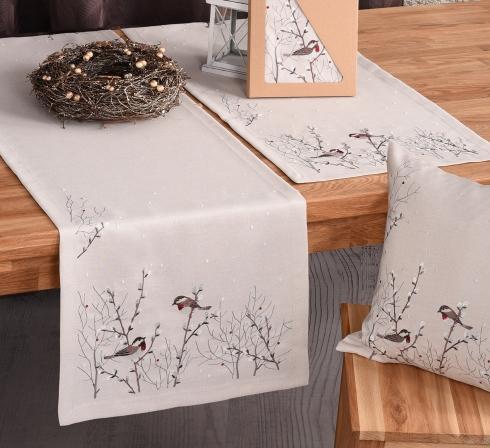 Exkluzivní zimní dekorace ruční výroby